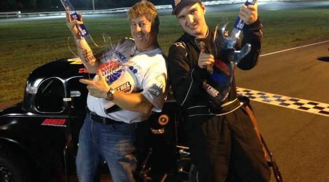 Devin Takes Home Win and Guitar Trophy at 2014 LegendSTOCK