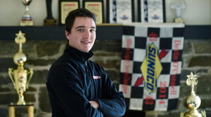 Jeff Jacobs: The Inspirational Story Of Devin O'Connell; Teen Auto Racer Overcomes Autism
