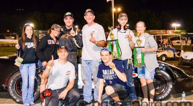 O'Connell Earns First GSPSS Podium Finish at Waterford Speedbowl