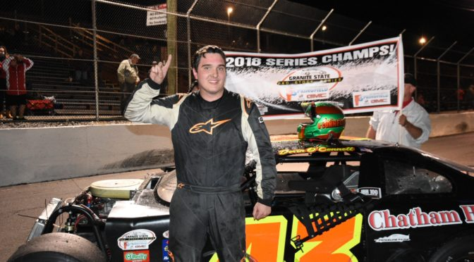 Devin O'Connell Wins Granite State Pro Stock Series Championship